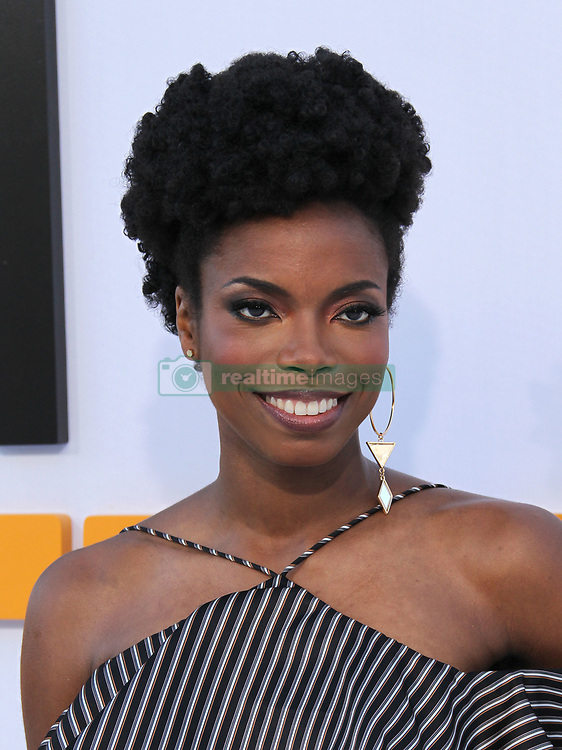 I Feel Pretty Premiere - Los Angeles. 17 Apr 2018 Pictured: Sasheer Zamata. Photo credit: Jaxon / MEGA TheMegaAgency.com +1 888 505 6342