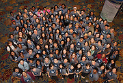 Group photo of Youth Leaders Summit participants during the 2013 Planned Parenthood National Conference in Washington D.C.