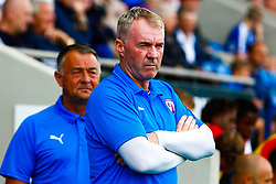 Chesterfield manager John Sheridan - Mandatory by-line: Ryan Crockett/JMP - 20/07/2019 - FOOTBALL - Proact Stadium - Chesterfield, England - Chesterfield v Rotherham United - Pre-season friendly