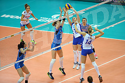 BABESHINA MARINA<br /> ITALIA - RUSSIA<br /> VOLLEYBALL WORLD GRAND PRIX 2016<br /> BARI 19-06-2016<br /> FOTO GALBIATI - RUBIN