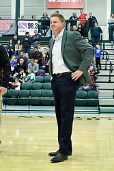 26 January 2019: Recognition of the IBCA Organization of they Year award during the McLean County Tournament at Shirk Center in Bloomington Illinois<br />
