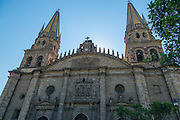 The Cathedral of Guadalajara, Guadalajara, Jalisco, Mexico