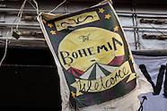 2 Feb. 2015 - The 12 Bar Bohemians continue occupation of Denmark Street club