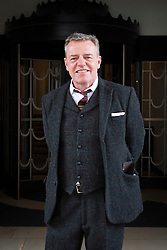 Suggs attend the Jasper Conran show during London Fashion Week Autumn/Winter 2017 in London.  Picture date: Saturday 18th February 2017. Photo credit should read: DavidJensen/EMPICS Entertainment