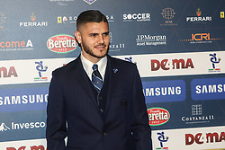 December 3, 2018 - Milan, Italy - Mauro Icardi at 'Oscar Del Calcio AIC' Italian Football Awards photocall in Milano, Italy, on December 03 2018  (Credit Image: © Mairo Cinquetti/NurPhoto via ZUMA Press)