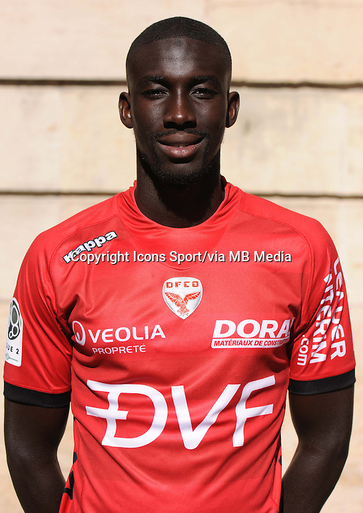 Ousseynou CISSE - 09.10.2013 - Photo Officielle - Dijon -<br /> Photo : Icon Sport