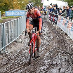 13-10-2019: Cycling: Superprestige Cyclocross: Gieten <br />Lars Boom