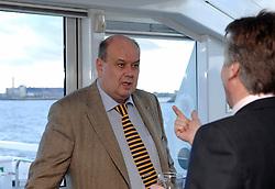 09-12-2006 VOLLEYBAL: CEV OP BEZOEK IN NEDERLAND: ROTTERDAM<br /> De board of Executive Committee CEV waren uitgenodigd door Rotterdam, Rotterdam Topsport en de NeVoBo voor de uitleg van O[peration Restore Confidence / Jan Hronek<br /> ©2006-WWW.FOTOHOOGENDOORN.NL