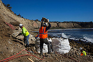 20161129 - Lunada Bay Boys Surfing Fort Demolition