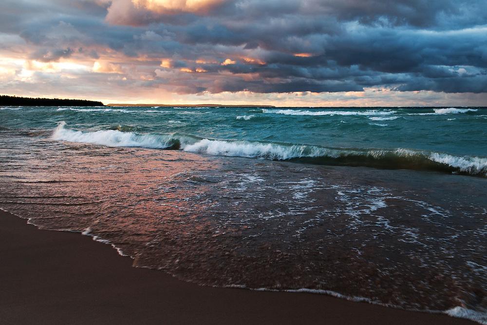 Good Harbor Bay<br /> Sleeping Bear Dunes National Lakeshore, Michigan