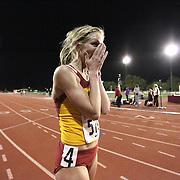 Lisa Koll Collegiate 10K Record