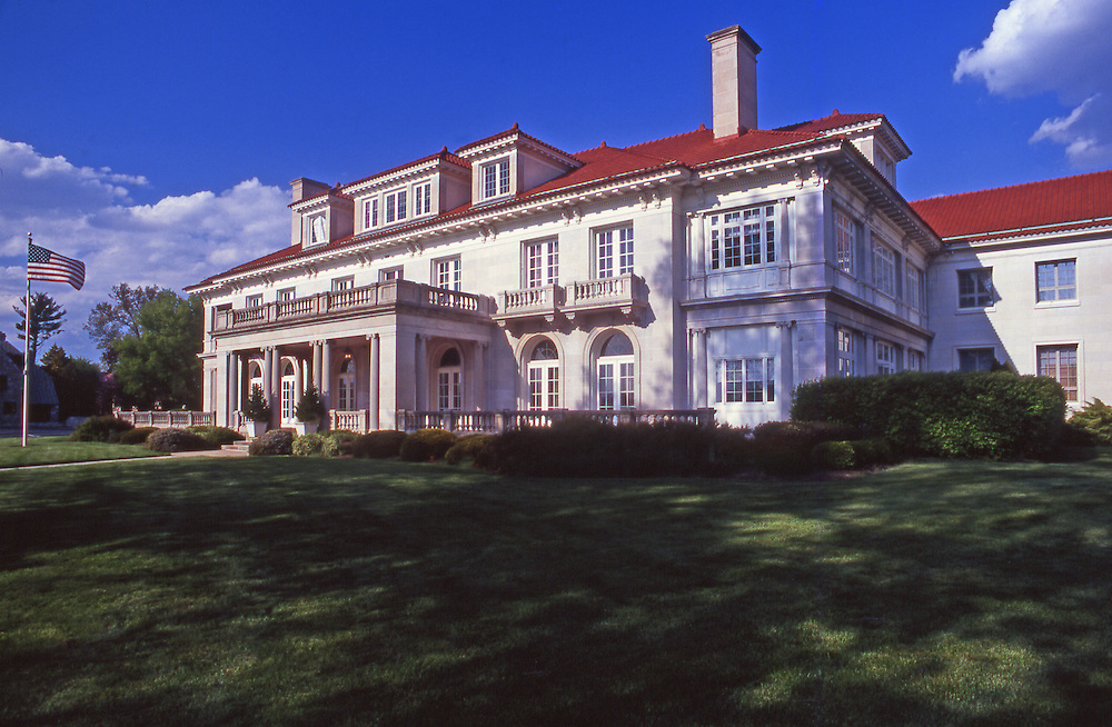 Harrisburg Pennsylvania riverfront mansion, midtown
