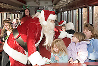 Santa Train Laconia New Hampshire