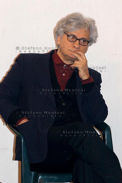 Franco Berardi detto Bifo .Scrittore e Filosofo e agitatore culturale italiano.