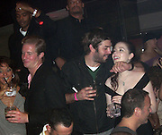 **EXCLUSIVE**.Michelle Trachtenberg with her new boyfriend  kissing and dancing on top of the sofa..Victoria's Secret Fashion Show Post Party.Liv  Nightclub.Miami Beach, FL, USA..Saturday, November 15, 2008..Photo By Celebrityvibe.com.To license this image please call (212) 410 5354; or Email: celebrityvibe@gmail.com ;.website: www.celebrityvibe.com
