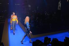 Gucci Fashion Show SS18 - 20 Sep 2017
