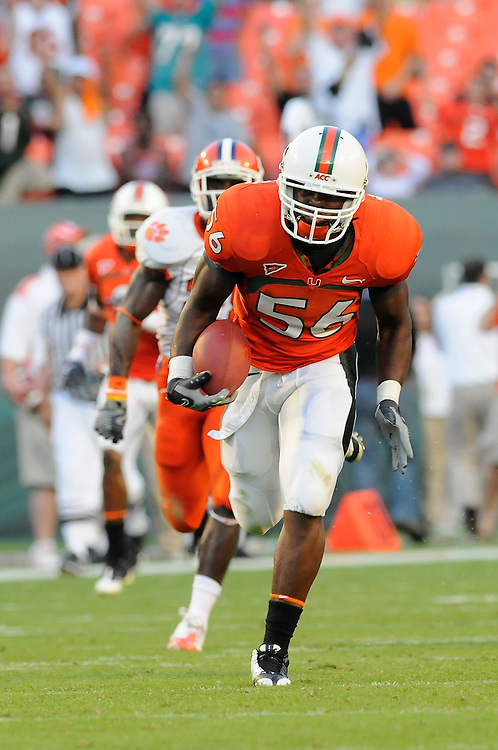 2009 Miami Hurricanes Football vs Clemson