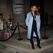 January_diaries blogger - January Barnes attend the Fashion Scout - SS19 - London Fashion Week - Day 1, London, UK. 14 September 2018.