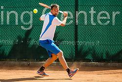 Alen Horvat during ATP Challenger Tilia Slovenia Open 2016, on August 6, 2016 in Portoroz/Portorose, Slovenia. Photo by Vid Ponikvar / Sportida