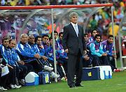 Ellis Park Johannesburg South Africa v Iraq (0-0) Confederations Cup 2009 14.06.2009 Bora Milutinovic  Head Coach (Iraq).