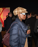 JUNE LAWRENCE, , The George Michael Collection drinks.  Christie's, King St. London, 12 March 2019
