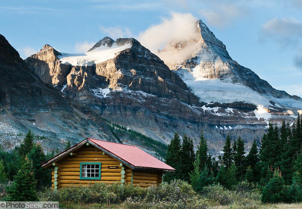 Cabin Mount Assiniboine Provincial Park British Columbia