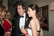 LADY RALPH KERR; COUNT NICOLAS REUTTNER;COUNTESS NICOLAS REUTTNER THE 35TH WHITE KNIGHTS BALLIN AID OF THE ORDER OF MALTA VOLUNTEERS' WORK WITH ADULTS AND CHILDREN WITH DISABILITIES AND ILLNESS. The Great Room, Grosvenor House Hotel, Park Lane W1. 11 January 2014