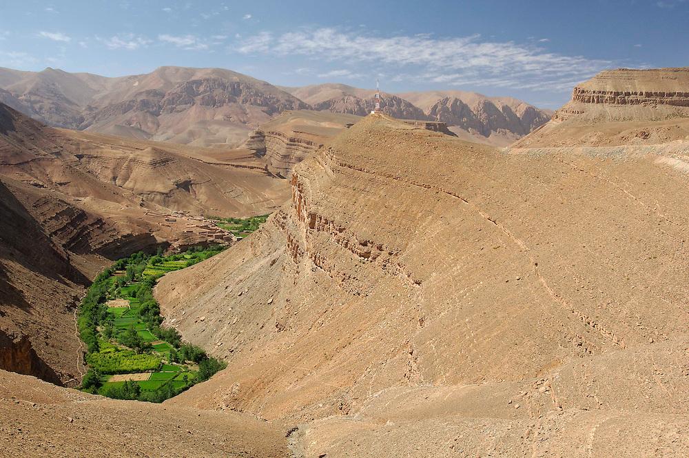 Gorges du Dades, Boumaine Dades, Morocco