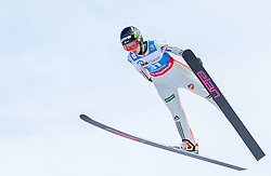 30.01.2016, Normal Hill Indiviual, Oberstdorf, GER, FIS Weltcup Ski Sprung Ladis, Bewerb, im Bild Ema Klinec (SLO) // Ema Klinec of Slovenia during her Competition Jump of FIS Ski Jumping World Cup Ladis at the Normal Hill Indiviual, Oberstdorf, Germany on 2016/01/30. EXPA Pictures © 2016, PhotoCredit: EXPA/ Peter Rinderer