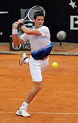 27.04.2010, Foro Italico, Rom, ITA, ATP Masters Turnier Rom im Bild Novak Djokovic (SRB).., EXPA Pictures © 2010, PhotoCredit: EXPA/ InsideFoto/ A. Baldassarre / SPORTIDA PHOTO AGENCY