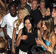 **EXCLUSIVE**.Wyclef Jean, Petra Nemcova and Alessandra Ambrosio.Unik's Birthday (PM Lounge owner).PM Lounge.New York, NY, USA .Wednesday, May, 27, 2007.Photo By Celebrityvibe.To license this image call (212) 410 5354 or;.Email: celebrityvibe@gmail.com; .
