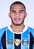 Brazilian Football League Serie A / <br /> ( Gremio Foot-Ball Porto Alegrense ) - <br /> Jael Ferreira Vieira