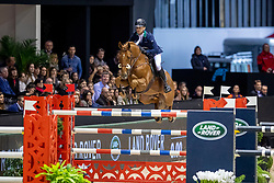 Lynch Denis, IRL, Rubens LS La Silla<br /> Jumping International de Bordeaux 2020<br /> © Hippo Foto - Dirk Caremans<br />  08/02/2020