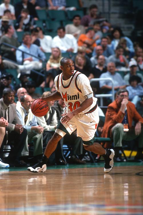 2000 Miami Hurricanes Men's Basketball Archive