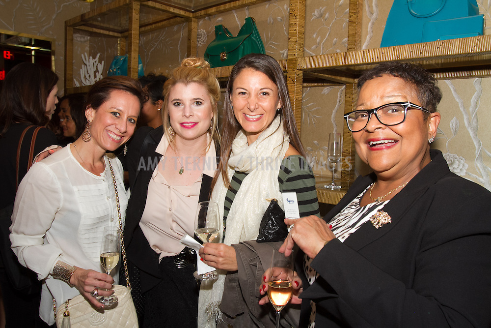 Nicole Wright, Desiree Pappensheller, Danielle Sherman, Barbara Allen-Watkins