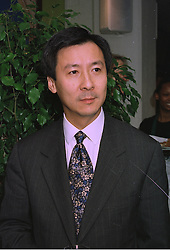 MR JOSEPH WAN, M/D of Harvey Nichols at a party in London on 23rd September 1997.MBL 3