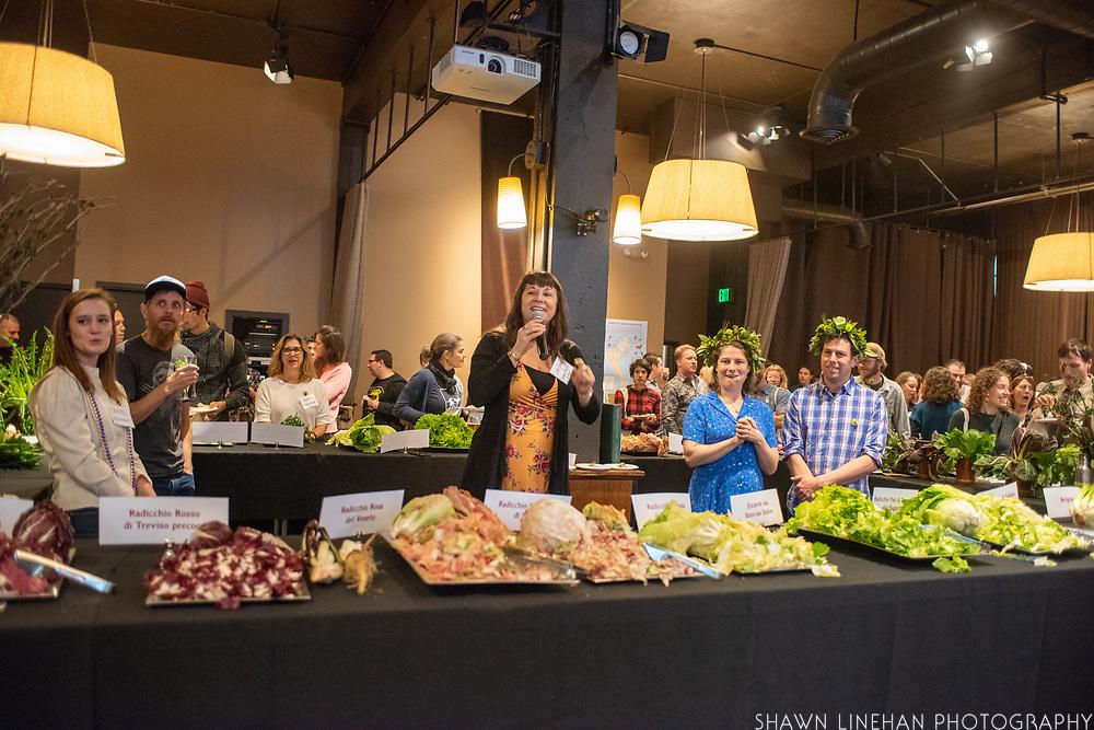 Lane Selman of the Culinary Breeding Network