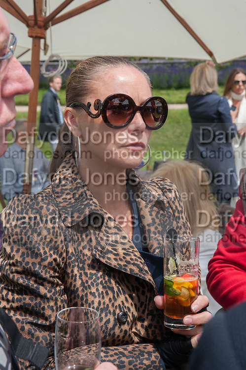 TONI GARDNER, The Cartier Style et Luxe during the Goodwood Festivlal of Speed. Goodwood House. 1 July 2012.