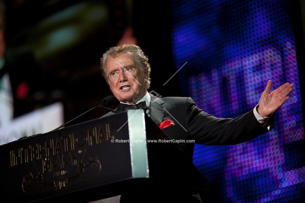 2012 International Academy of Arts and Sciences Gala. Emmys. . .Photo by Robert Caplin.