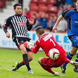 Dunfermline v Stranraer | Scottish League One Play Off | 10 May 2014