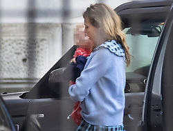 **NOTE TO EDITORS: Image has been pixelated to hide the identity of a juvenile**<br />