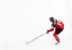 Sean Couturier of Canada during the 2017 IIHF Men's World Championship group B Ice hockey match between National Teams of Canada and Finland, on May 16, 2017 in AccorHotels Arena in Paris, France. Photo by Vid Ponikvar / Sportida