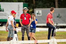 D'Hoore Brecht, BEL<br /> Luhmühlen - LONGINES FEI Eventing European Championships 2019<br /> Impressionen am Rande<br /> Teilprüfung Dressur 4. Teil CCI4*<br /> Dressage CH-EU-CCI4*-L: 4th part<br /> 30. August 2019<br /> © www.sportfotos-lafrentz.de/Dirk Caremans
