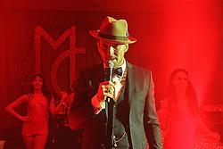 © Licensed to London News Pictures. 26/01/2015, UK. Matt Goss & Amy Watts, Matt Goss' Call To Action In Aid of #HoldAmysHand, The Dorchester Hotel, London UK, 26 January 2015. Photo credit : Brett D. Cove/Piqtured/LNP