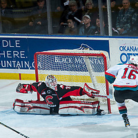 031418 Prince George Cougars at Kelowna Rockets