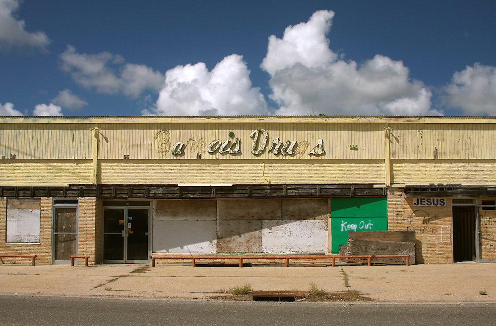 Barrois Drugs, Buras, LA 6/08<br /> <br />