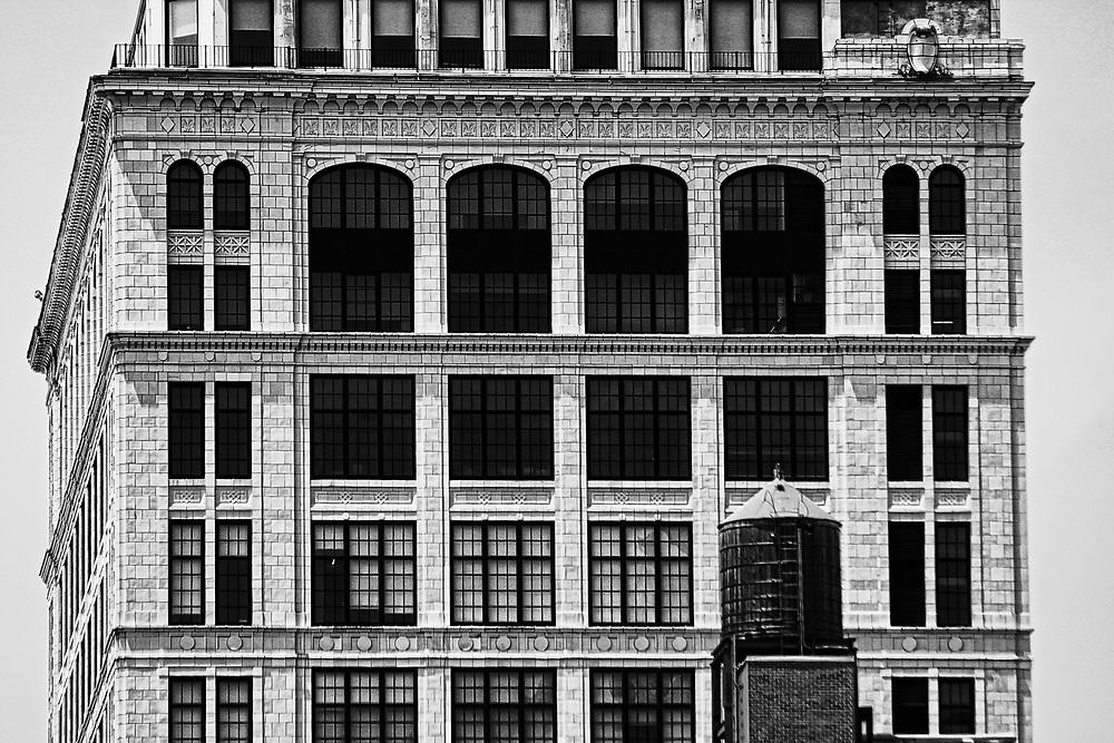Nyc building. 2010