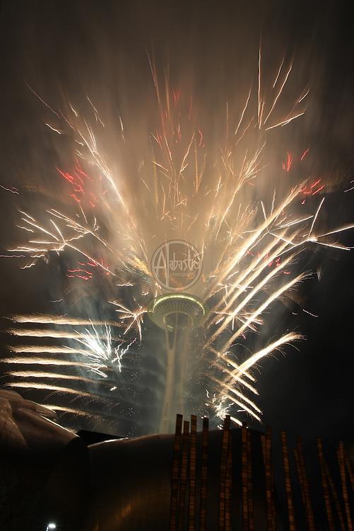 Indulgence New Year's Eve Bash 2010 at EMP/SFM.