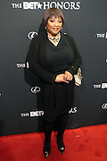 8 February -Washington, D.C: Zindzi Mandela attends the BET Honors 2014 Red Carpet held at the Warner Theater on February 8, 2014 in Washington, D.C.  (Terrence Jennings)