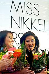 A 2a Princesa do Miss Nikkei RS 2008 é Aida Mayumi Menezes. A festa foi mais do que uma noite de desfiles. Shows de dança e apresentações de karaokê fizeram do evento um grande palco da cultura japonesa no Estado. FOTO: Itamar Aguiar / Preview.com